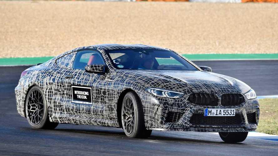 BMW M8 (2019): Neue Infos zu Motor und Antrieb