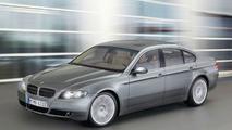 New BMW 7-Series Artist Impression