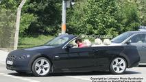 SPY PHOTOS: BMW 3-Series Cabrio