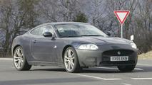 Jaguar XK-R Coupe Spy Photos
