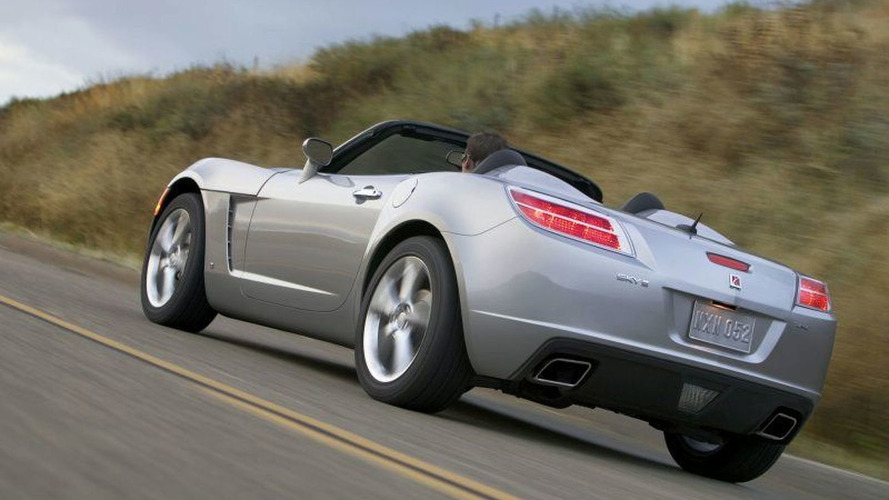 Saturn Sky Red Line Debuts at New York