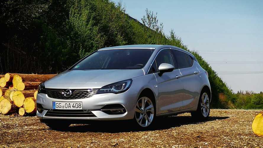 Opel Astra 1.2 Turbo im Motor1-Dauertest: Teil 1