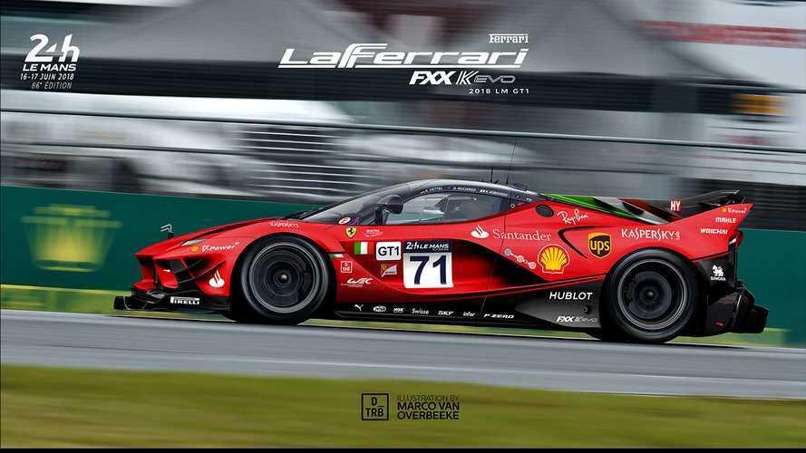F1, Ferrari: c'è già un piano Hypercar ufficiale nella Scuderia