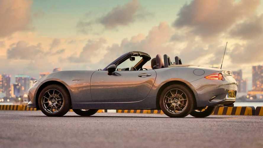 Nueva edición limitada R-Sport para el Mazda MX-5 2020