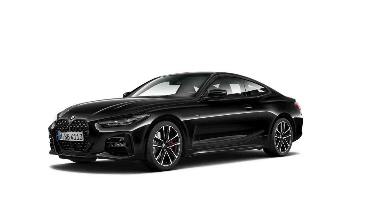 Купе BMW 420d xDrive M Sport Pro Shadow Edition (2020)Купе BMW 420d xDrive M Sport Pro Shadow Edition (2020)