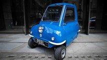 Peel P50 (1961-1963): Keiner war kleiner