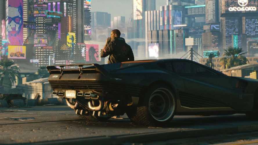 Mutatjuk az összes, Cyberpunk 2077-ben szereplő autót