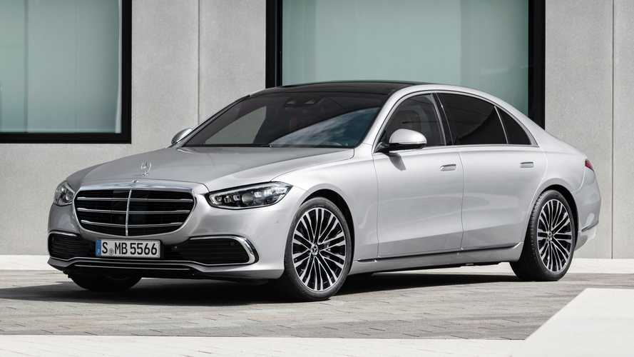 2021 Mercedes S-Class revealed: Iconic looks, modern tech, more power