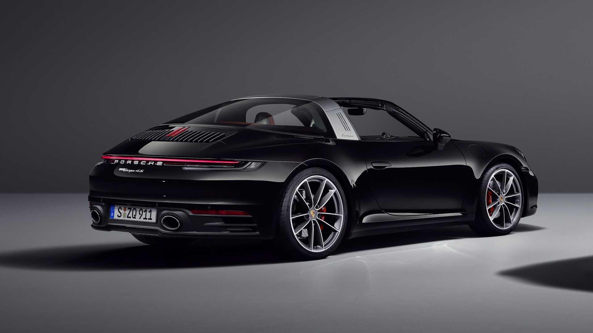 2020 Porsche 911 Photos