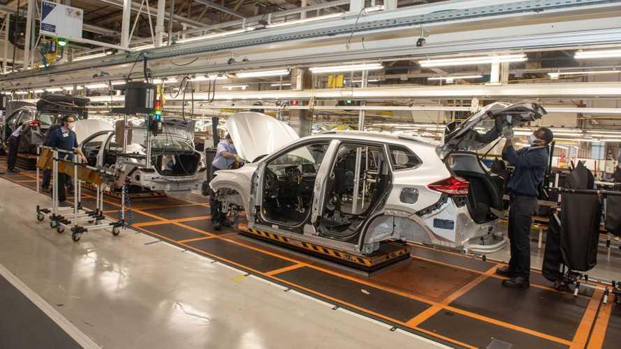 Chevrolet retoma produção em São Caetano do Sul com foco no Tracker
