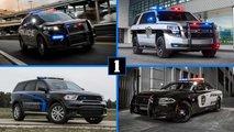 11 american police cars