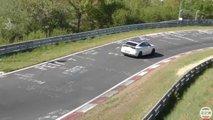 Porsche Cayenne Coupe GT Spy Video