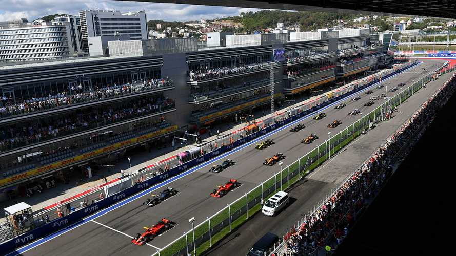 F1 won't be 'handing out candy' to teams or races