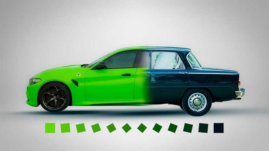 """Quadrifoglio e non solo, tutte le sfumature di """"verde"""" Alfa Romeo"""