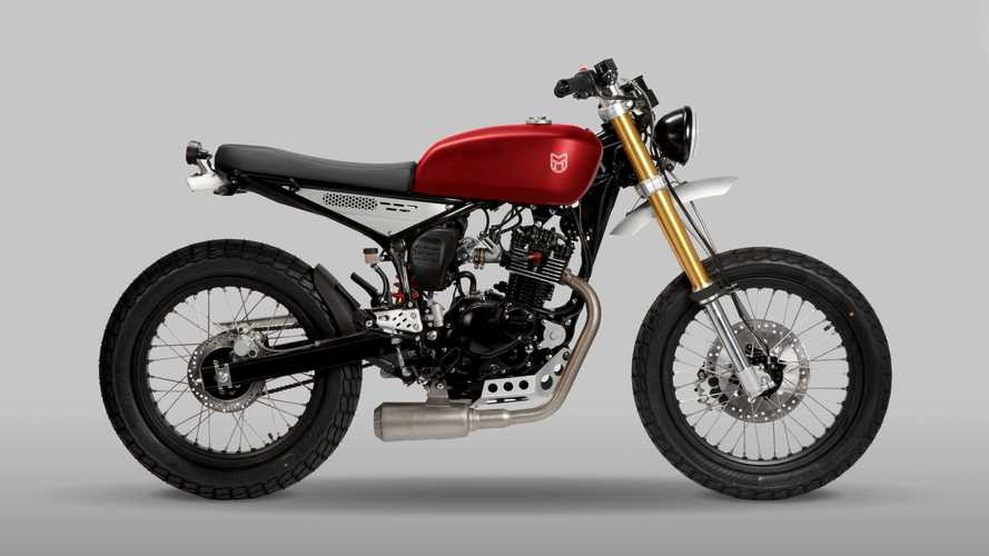 Mutt Motorcycles Releases The Razorback 125 Into The Wild