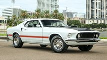 Dream Giveaway 1969 Ford Mustang Mach 1