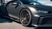 Las 10 claves del Bugatti Chiron Pur Sport