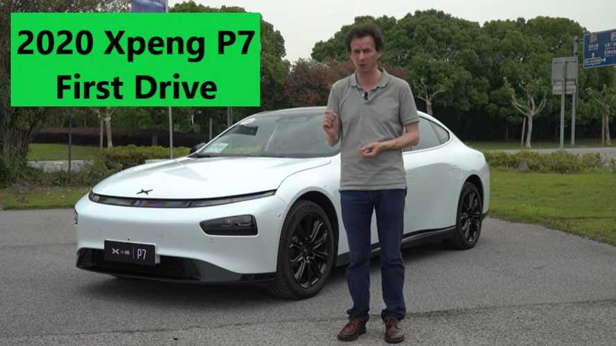 Exclusive First Drive Report: Xpeng P7 Performance Version