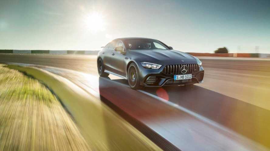 Mercedes-AMG GT 4-Türer (2020)