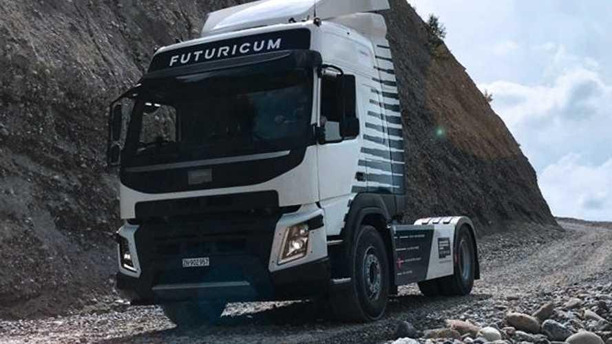 Il super camion elettrico con batteria monstre: 680 kWh (come 10 auto)