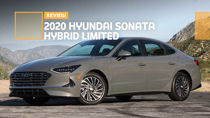 2020 Hyundai Sonata Hybrid Limited Review: Making A Good Thing Better