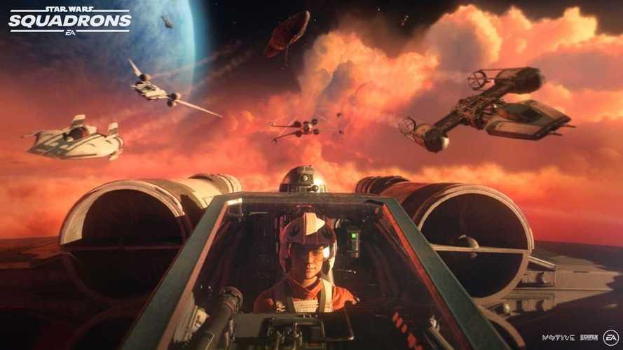 Star Wars: Squadrons, il trailer ufficiale rivela la data di uscita
