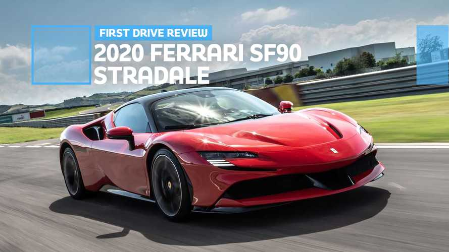 2020 Ferrari SF90 Stradale First Drive Review: Italy's Latest Masterpiece