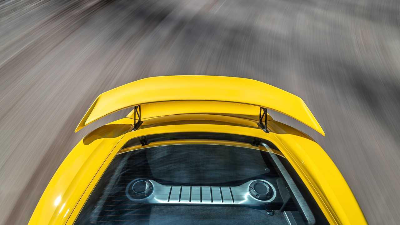 Porsche 718 GT4 4.0 boxer 6 cilindri