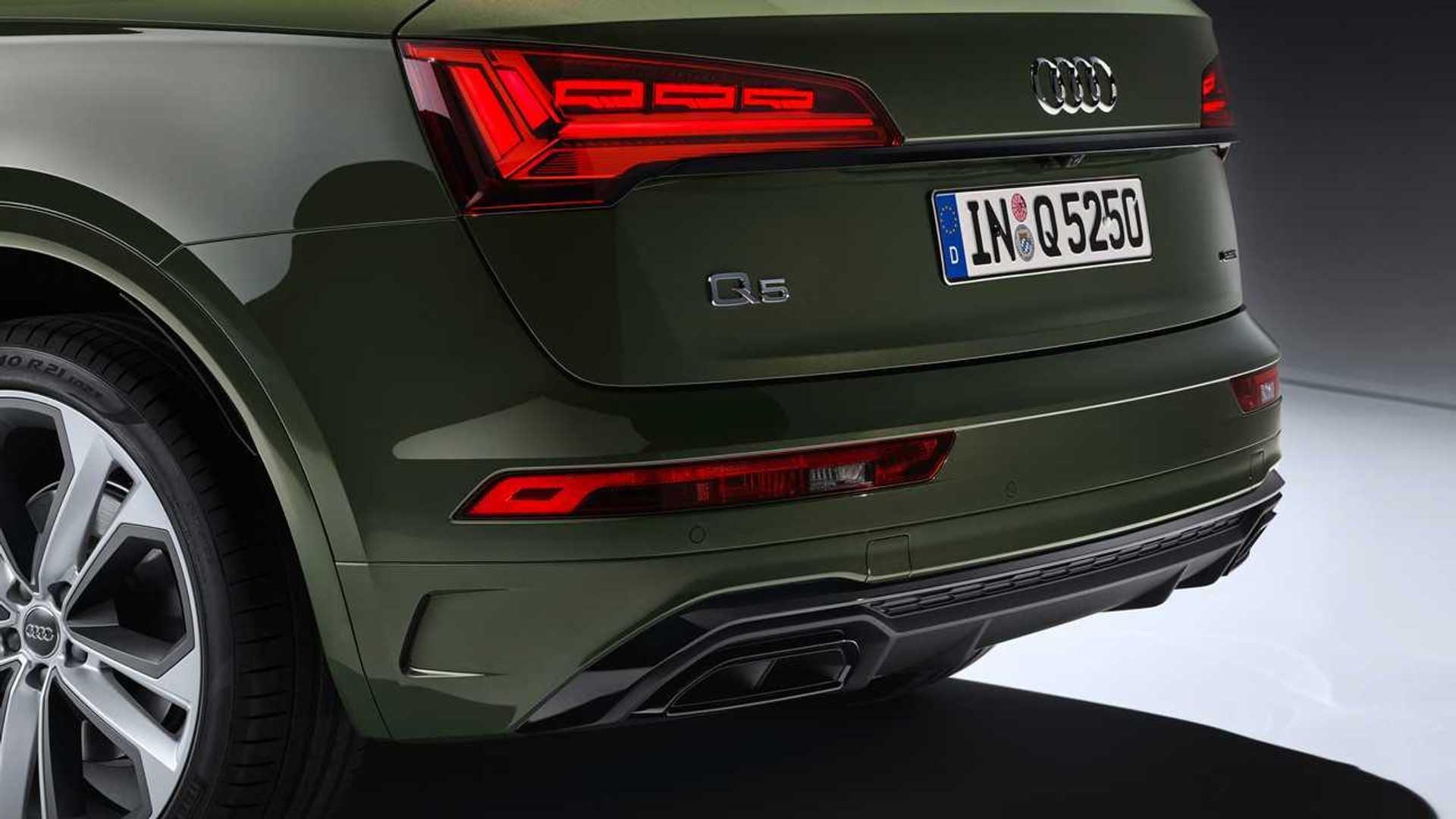 Audi Q5 II Restyling (2020) 49
