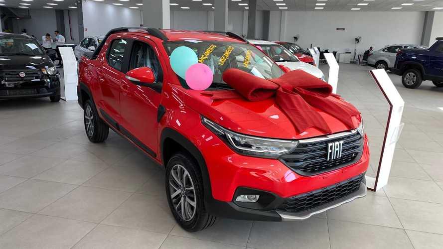 Nova Fiat Strada Volcano 2021 deverá custar R$ 88 mil, diz concessionária
