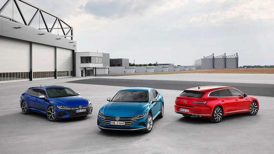 2020 Volkswagen Arteon makyajlandı, yeni versiyonlara kavuştu