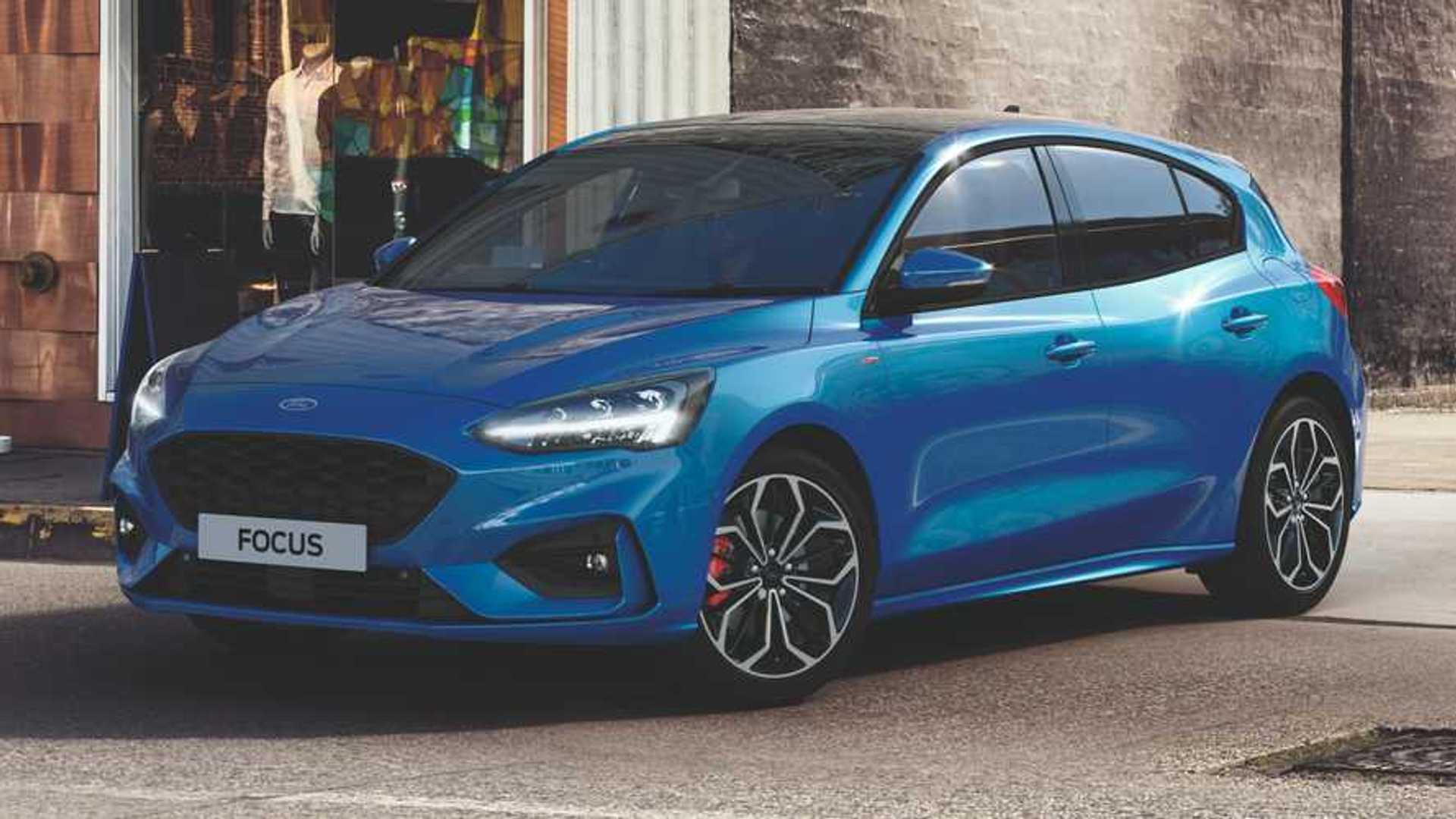 Ford Focus Ecoboost Hybrid Debuts With Mhev Tech Digital Dash News Akmi
