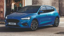 ford focus ecoboost hybrid unveiled