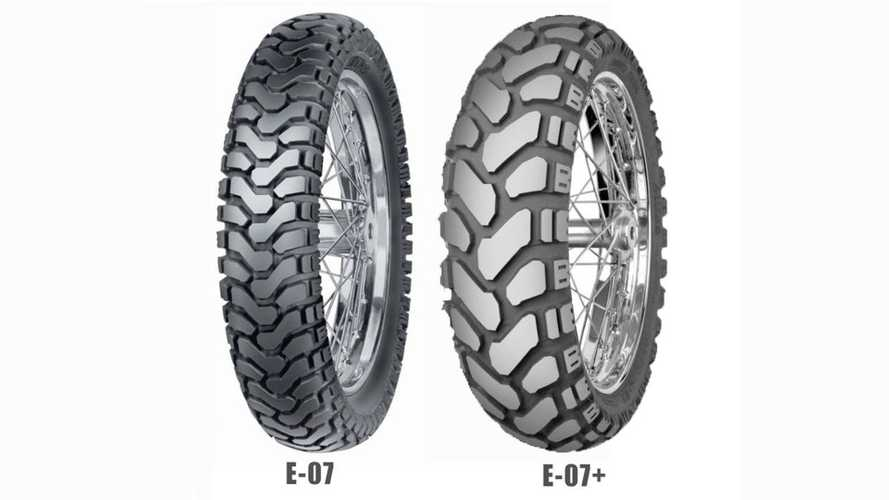 Mitas Tyres Adds Additional Sizes To E-07 And E-07+ Series