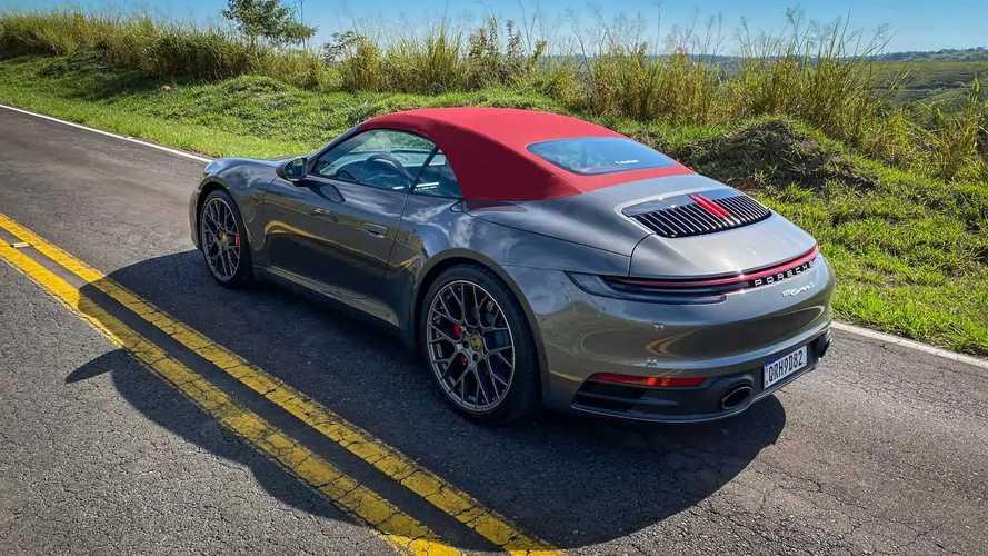 Importados em abril: Porsche 911 registra recorde de vendas