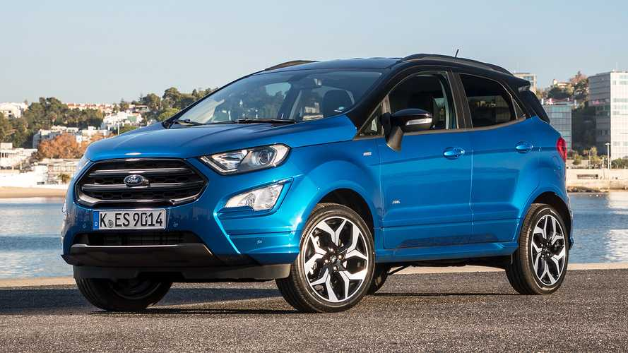 Ford EcoSport vs Ford Puma