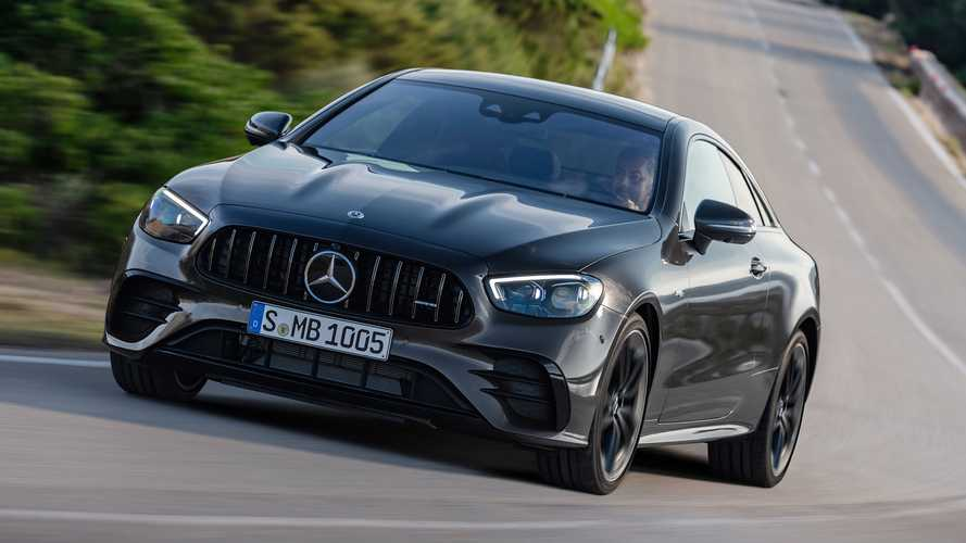 2021 Mercedes-AMG E53 Coupe