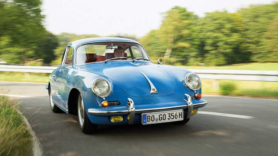 Descubre la increíble vuelta a la vida de este Porsche 356 C
