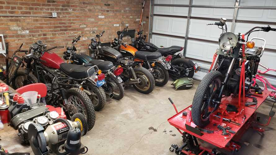 Meet The RideApart Team's Bikes: Jason's Small Bike Rescue