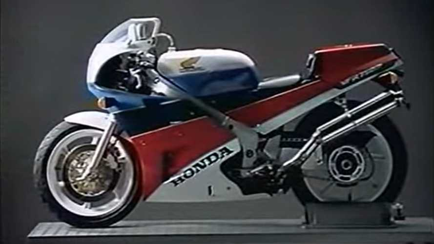 Watch Honda Bring An RC30 To Life In This Extremely Chill Video