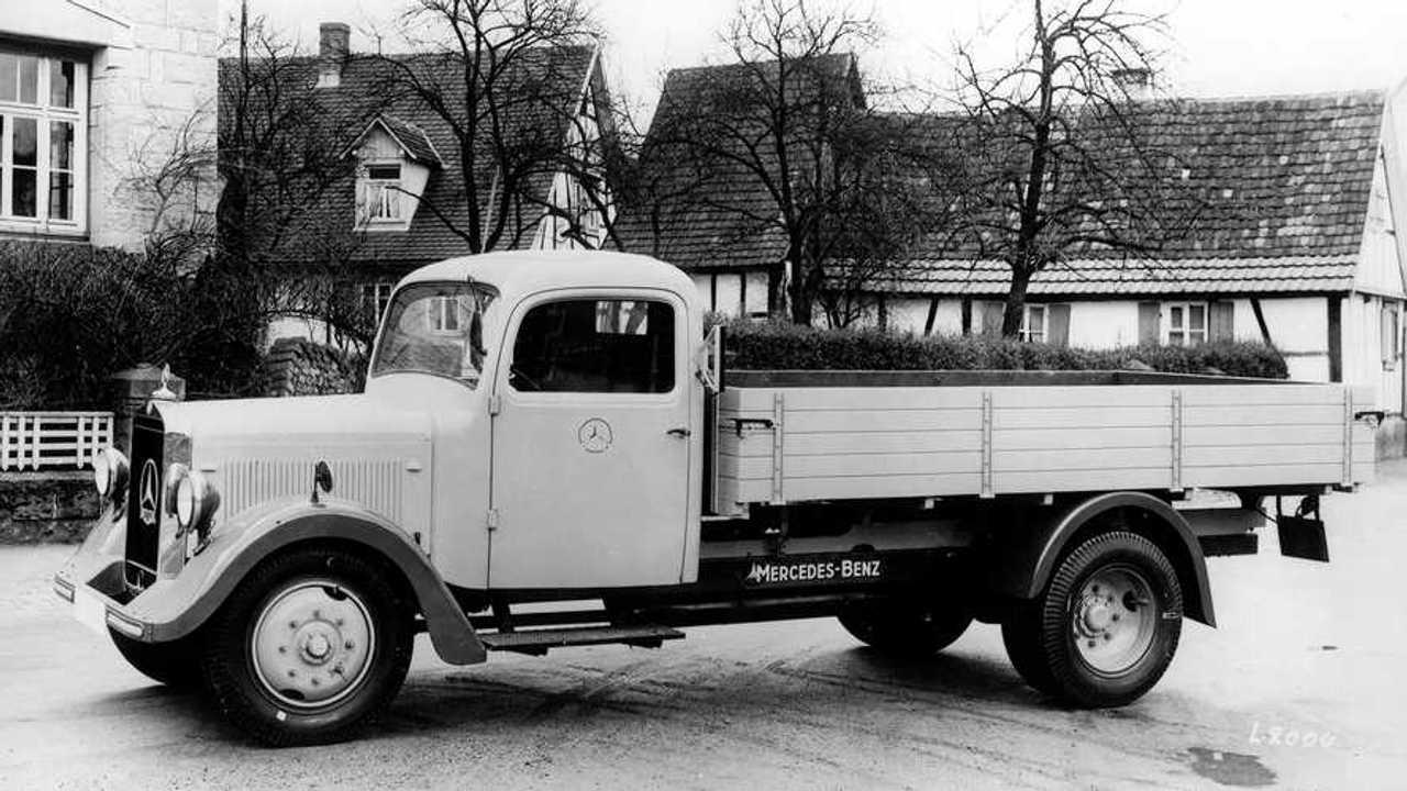 mercedes Lo 2000 Diesel