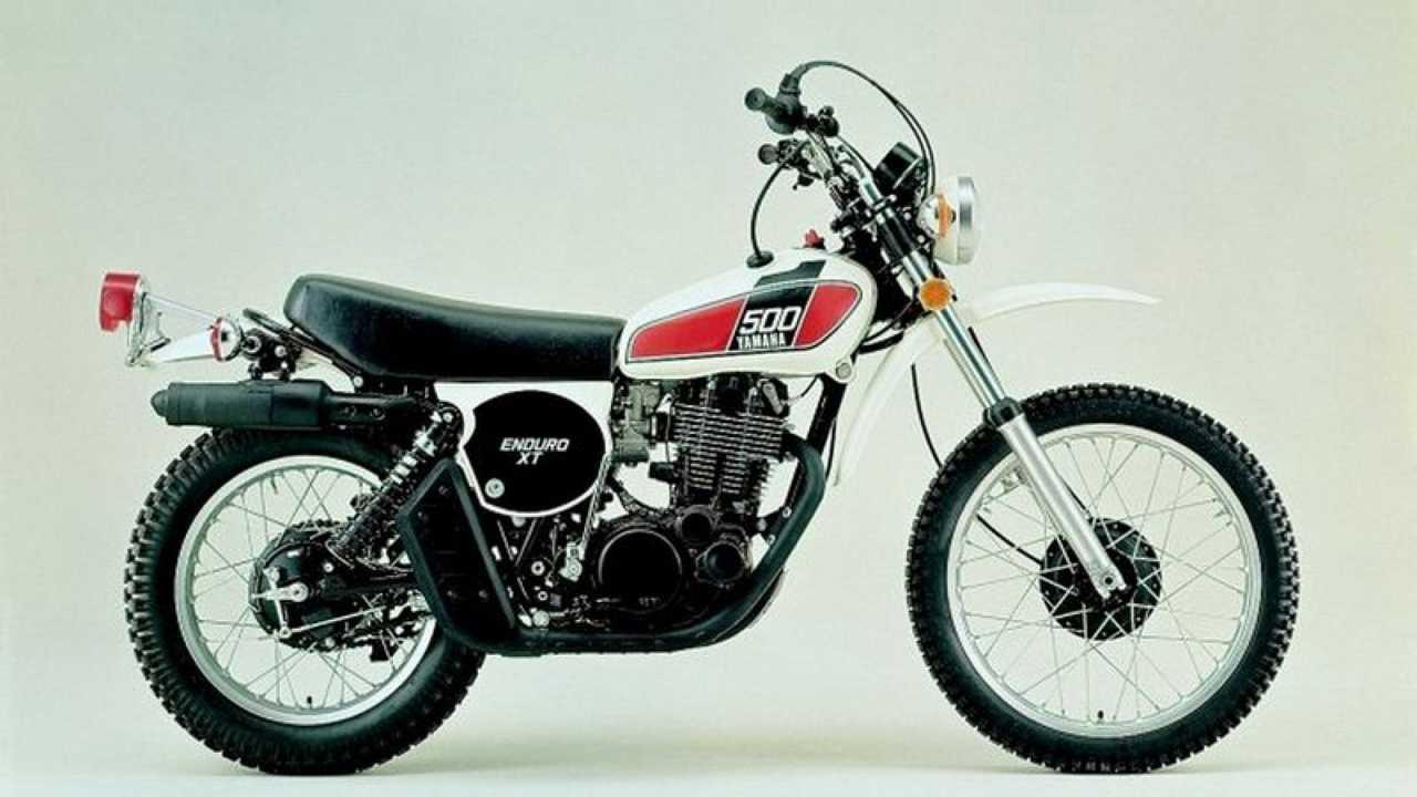 Yamaha XT650
