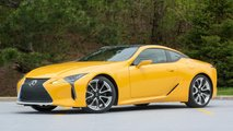 2020 Lexus LC 500: Feature