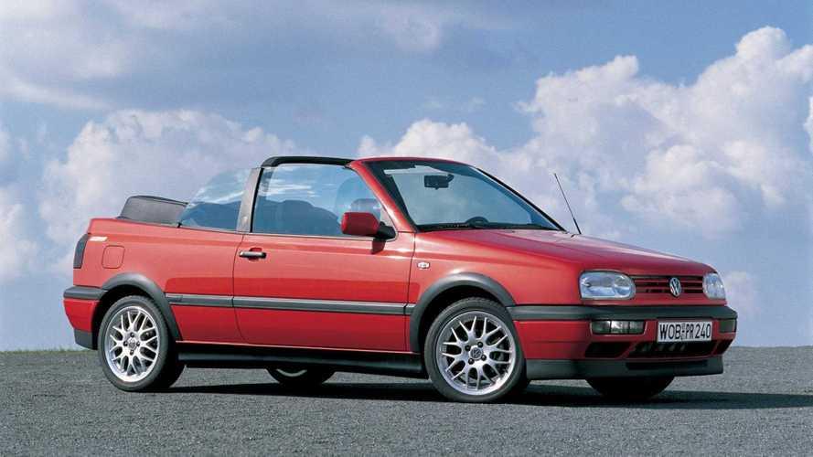 Volkswagen rappelle d'anciens modèles, dont la Golf III