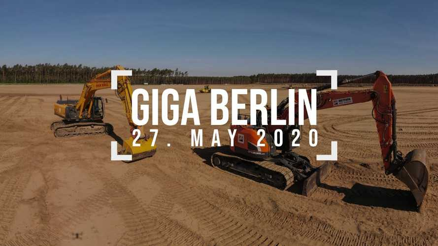 Germany: Tesla Giga Berlin Foundation Work Underway