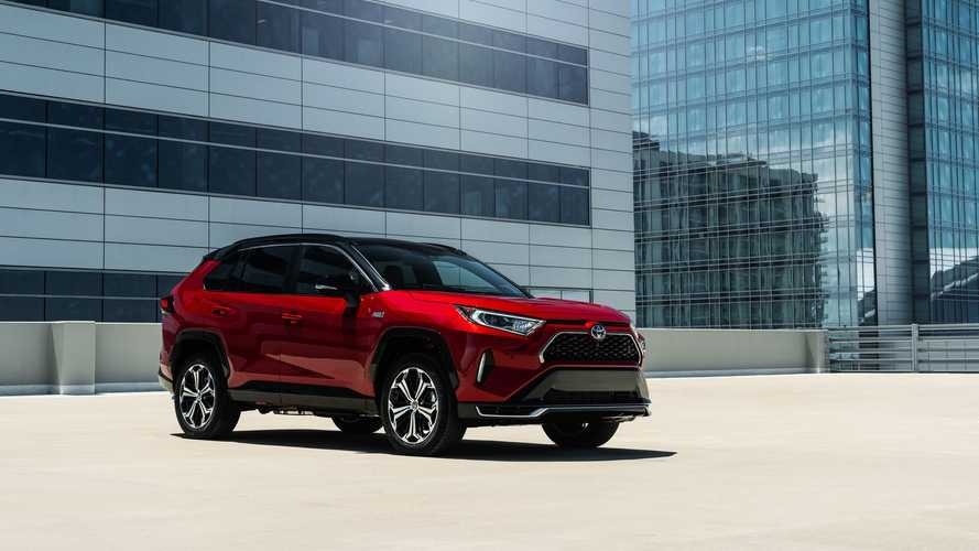 Toyota RAV4 Prime Listed Among US' Fastest-Selling New Cars