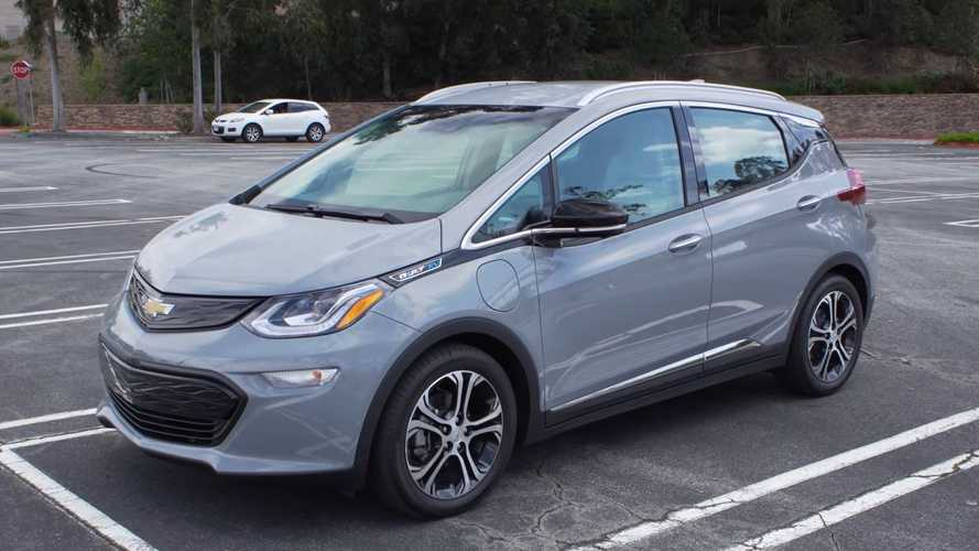 Updated 2020 Chevrolet Bolt Compared To The Hyundai Kona Electric