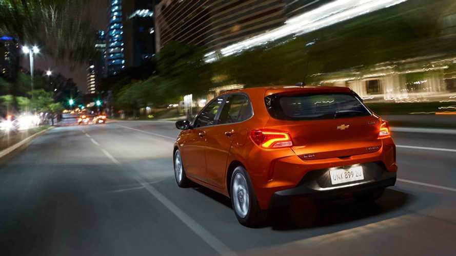 Chevrolet Onix volta ao topo das vendas na Argentina; veja ranking