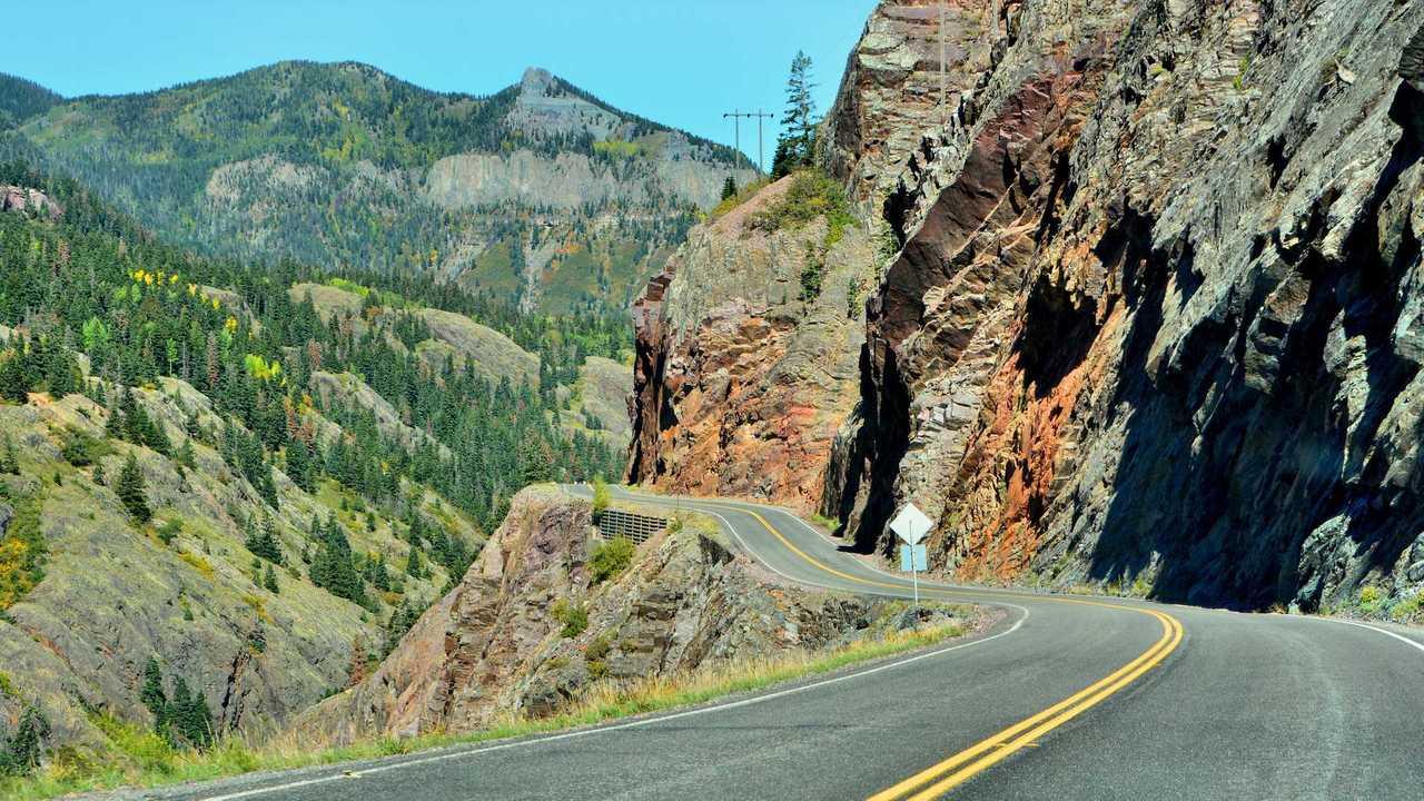 Million Dollar Highway (Colorado, USA)