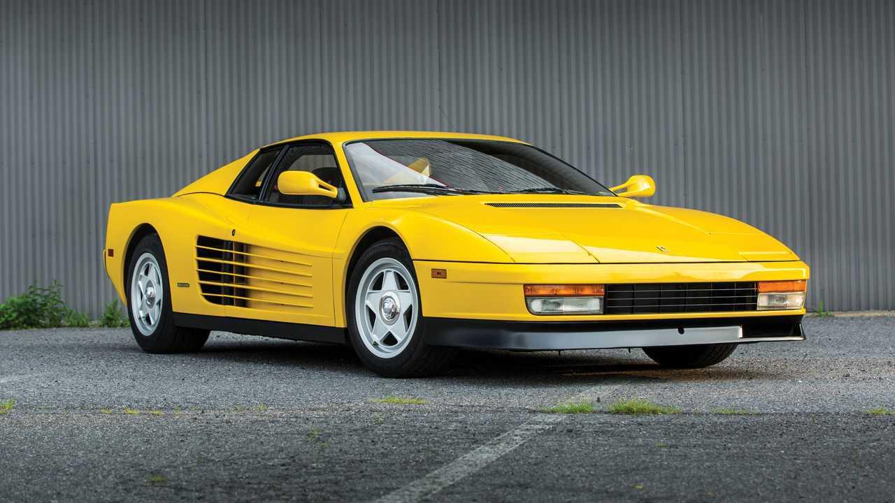Ferrari Testarossa / Audi R8 / Opel Omega / Сhevrolet Corvette / Nissan X-Trail  – 80 км/ч
